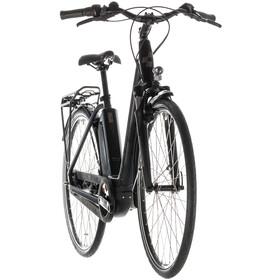 Cube Town Hybrid ONE 500 sähköavusteinen kaupunkipyörä Easy Entry , musta